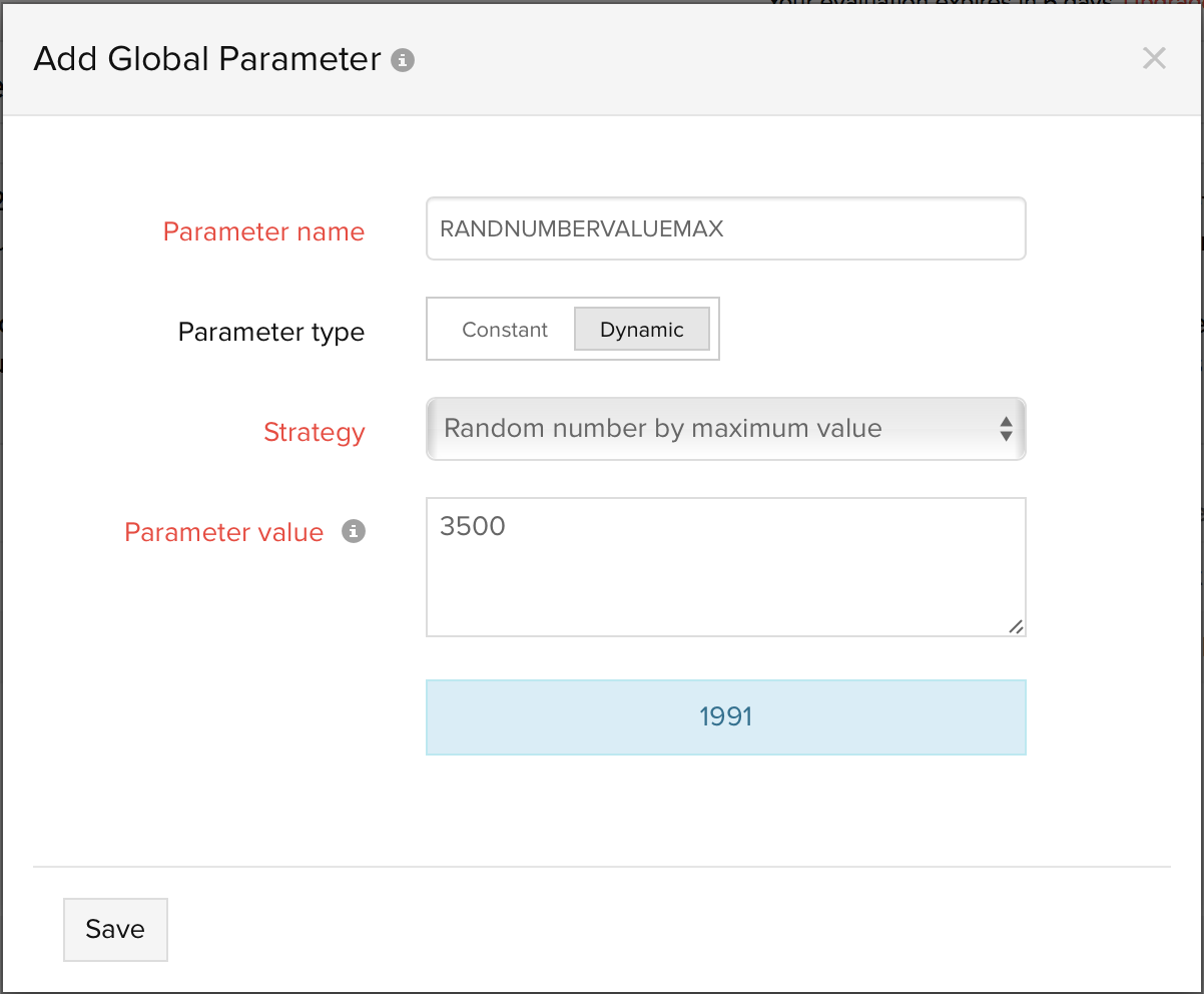 Introducing Global Parameters: Create and use custom name-value ...