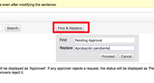 use pending approval in a